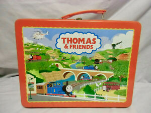 THOMAS THE TANK ENGINE METAL CARRYING CASE