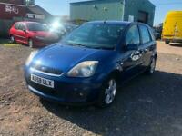 Ford Fiesta 1.4TDCi 2007.25MY Zetec Climate EXCELLENT RUNNER HPI CLEAR