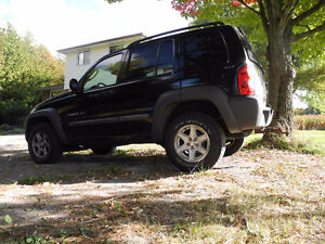 Jeep Liberty for parts Peterborough Peterborough Area image 3