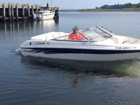 2005 Seaswirl 17 foot bowrider for sale