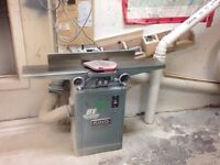 """6 1/8"""" king industrial jointer"""