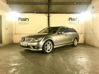 Mercedes-Benz C200 2.1CDI Blue Efficiency auto Sport Px Swap
