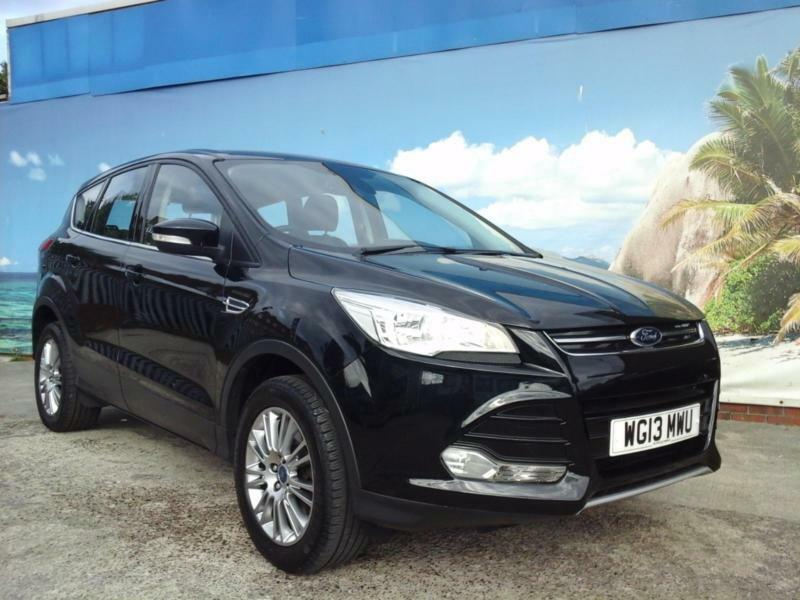 2013 FORD KUGA TITANIUM TDCI NEW MODEL HATCHBACK DIESEL