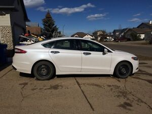 2013 Ford Fusion fully loaded