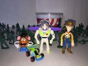 Toy Story ensemble figurines et soldats