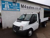 Ford Transit 350 MWB S/C 1/STOP TIPPER, 115PS, 6 SPEED.