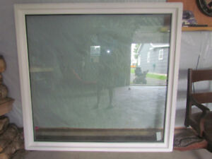 PH ONLY @ 902-986-0310 ..New 60x60 Fixed Thermal Pane Window
