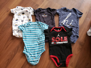 Baby boy clothes size 6 months