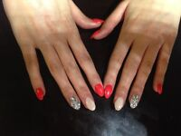 Gel nails -openings for tomorrow and the weekend!