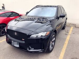 Lease takeover 2018 Jaguar F-Pace S