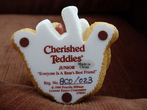 Cherished Teddies - Junior (476641) London Ontario image 3