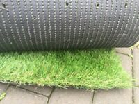 Artificial grass 40mm 4m x3.1m