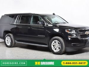 2016 Chevrolet Suburban LS AWD 8 PASSAGERS