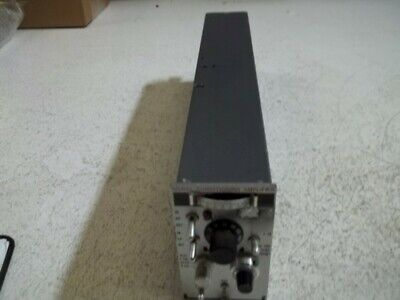 Unholtz-dick P22mhs-1 Signal Conditioning Amplifier Used