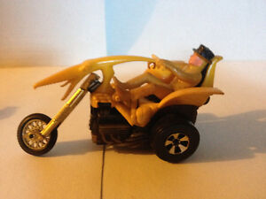 1971 Mattel Hot Wheels Chopcycles Mighty Zork Motorcycle MINT