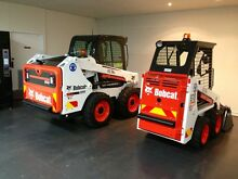 BOBCAT LOADER HIRE DIY  LATEST S550 & S70 small and large  Condell Park Bankstown Area Preview