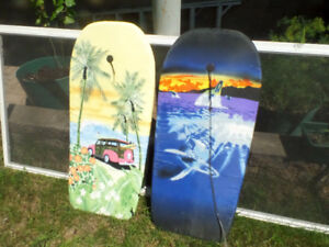2 boogie boards $10 each or both for $15