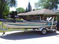 GREAT DEAL - RARE FIND: Ranger fishing boat !!!