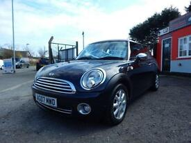 2007 Mini Hatchback 1.4 One 3dr Full service history,Low mileage,12 months mo...
