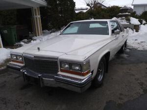 Cadillac Deville 1980 A VENDRE!