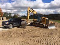 Excavation, Demolition, & Grading Services