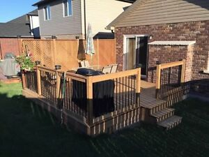 *Free Estimates* Decks, Fences, Gates, Etc. London Ontario image 2