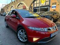 2009 Honda Civic I-VTEC ES GT Auto HATCHBACK Petrol Automatic