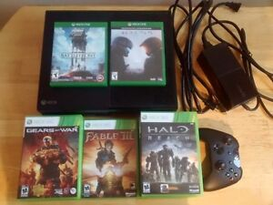 XBOX ONE With 13 Games!