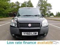 Fiat Doblo NO VAT ONLY 22K MILES ! SPORT 16V