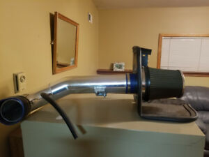 Billet cold air intake