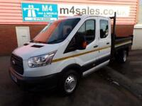 Ford Transit 350 1 STOP BODY CREW CAB TIPPER