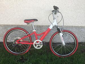"""Kids Bike w/ front shocks (22"""" wheels)"""