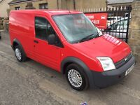 FORD TRANSIT CONNECT 1.8 TDCI (57) MOT , WARRANTY, 1 OWNER £2295