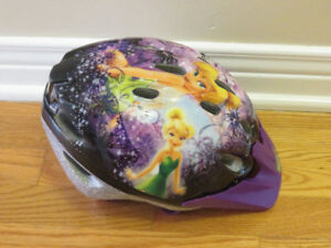 Girls Helmet - Disney Tinkerbell Themed - Small (50cm x 54cm)