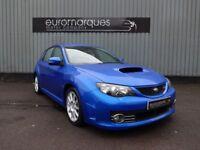 Subaru Impreza 2.5 WRX STi (blue) 2008