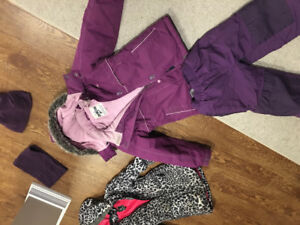 Girls Winter Clothing and Boots