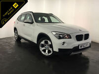 2013 63 BMW X1 XDRIVE18D SE DIESEL ESTATE 141 BHP 1 OWNER BMW HISTORY FINANCE PX