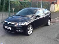 Ford Focus 1.6 ( 100ps ) 2009.5MY Zetec FINANCE AVAILABLE WITH NO DEPOSIT NEEDED