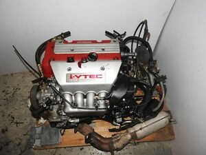 JDM Honda Integra DC5 K20A Type R Engine 6 Speed LSD Transmissio
