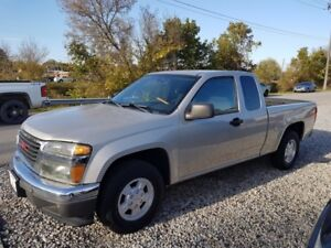 GMC Canyon Pickup Truck Extended 2WD
