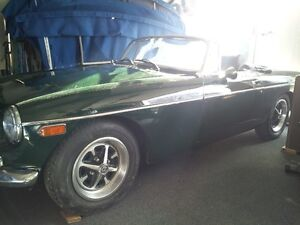 MGB Convertible For Sale