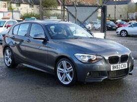 2013 BMW 1 Series 2.0 116d M Sport Sports Hatch 5dr (start/stop)