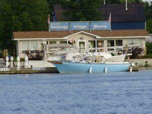 Bayfield 25 diesel sailboat