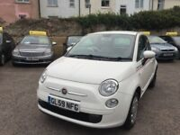 Fiat 500 1.2 Pop 3dr£3,750 well looked after
