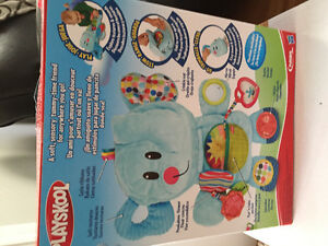 New! Playskool fold n go busy elephant activity mat Kitchener / Waterloo Kitchener Area image 2