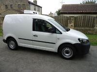 2014 (14reg) Volkswagen Caddy C20 Startline Fridge/Chiller/Refrigerated Van