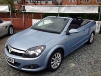 **CONVERTIBLE**2006 VAUXHALL ASTRA T-TOP SPORT CDTI DIESEL