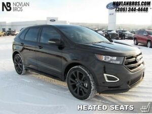 2015 Ford Edge Sport  - Leather Seats