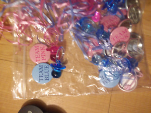 Baby Count down and baby reveal pins