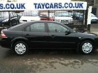 2007 FORD MONDEO LX TDCi **DIESEL** ONLY £1995